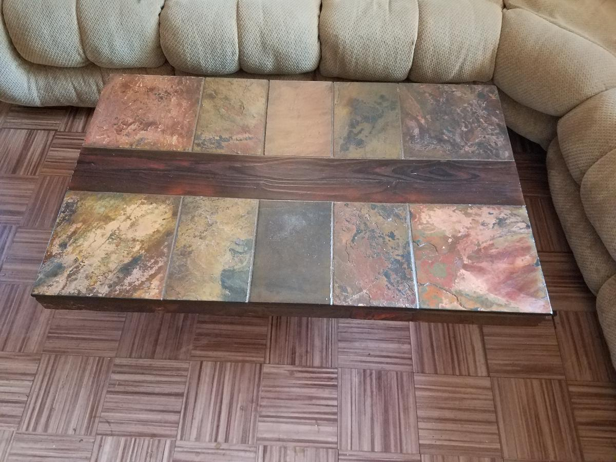 Dania Furniture Slate coffee table