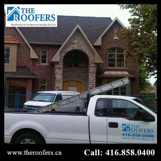 Professional Newmarket Roofing Contractors | The Roofers In
