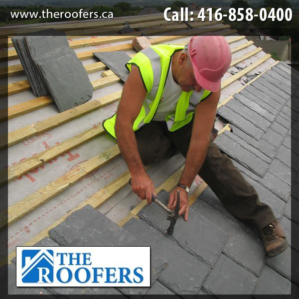 Fast and Affordable Roofing Services | The Roofers | Canada
