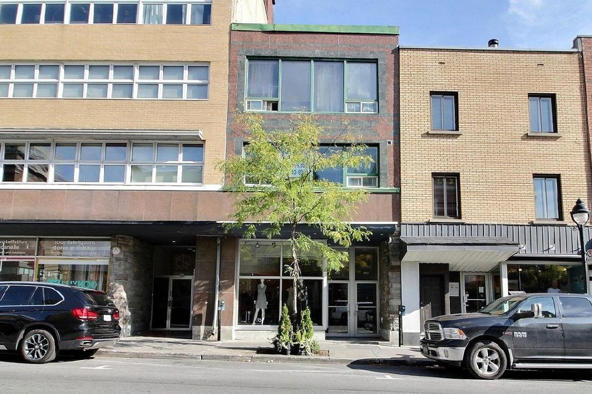 "sqft office in ""the Village"" on Amherst Montreal"