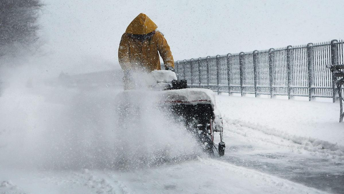 Lawn mowing and snow removal