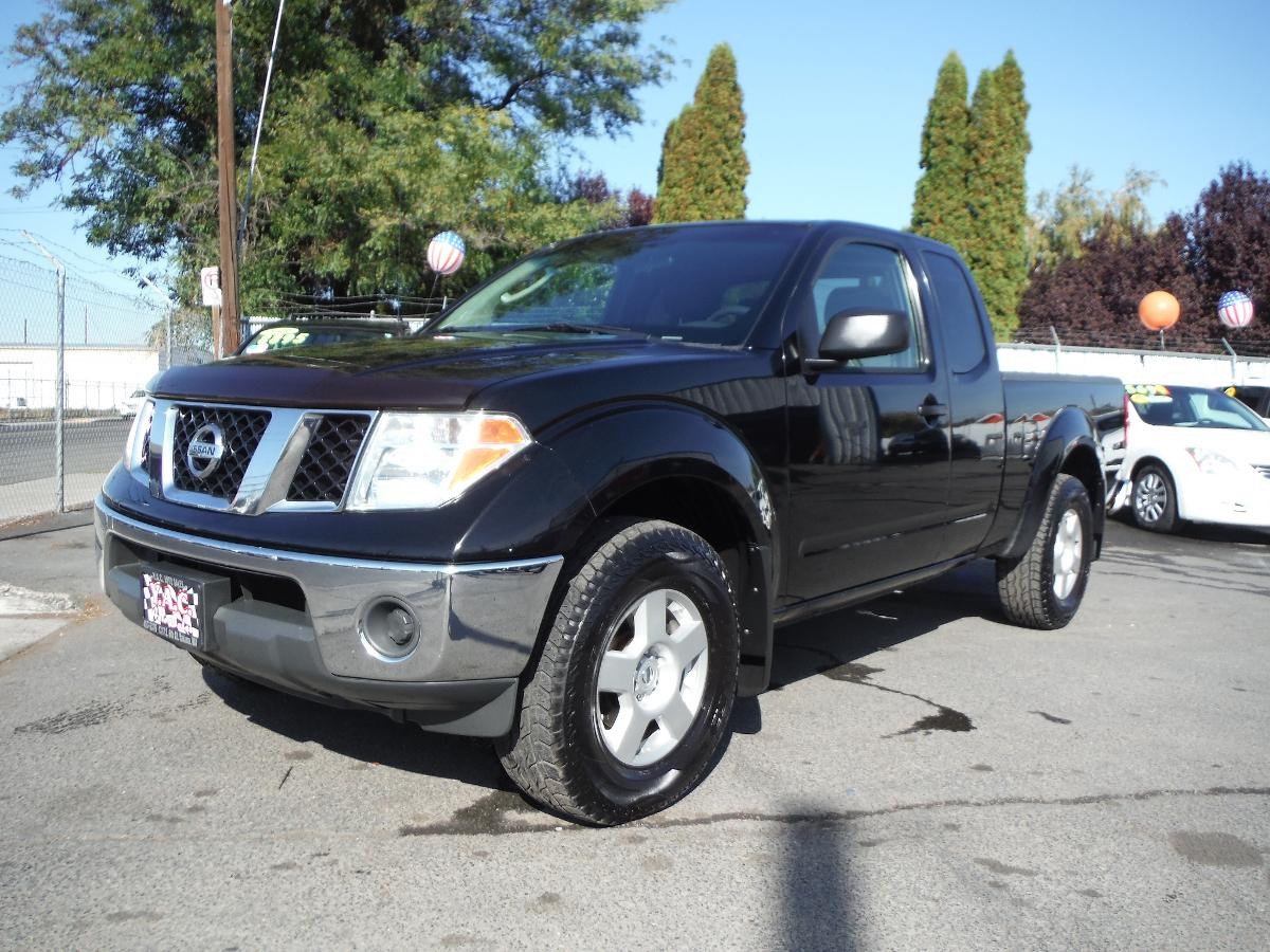 NISSAN FRONTIER SE KING CAB 4WD