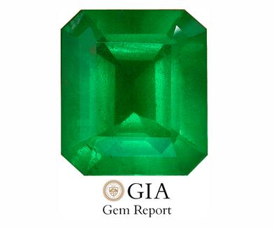 Precious Emerald gemstone for sale