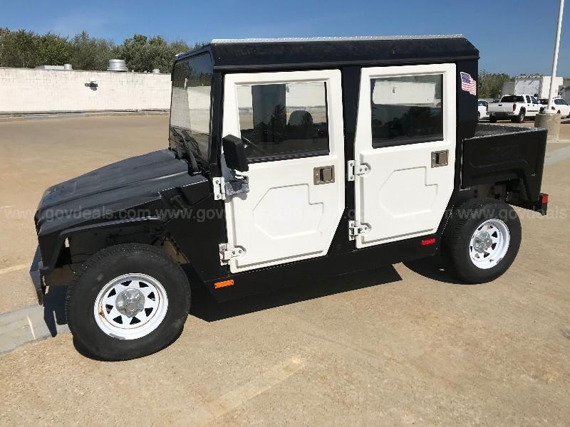 e-Ride EXV4 Electric Vehicle 4 Door