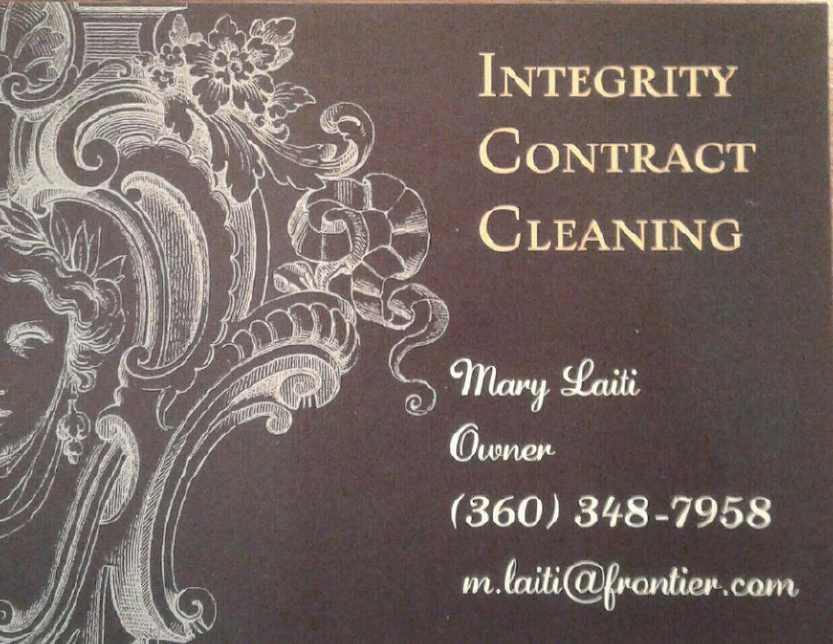 Commercial Cleaning w/ Integrity Contract Cleaning