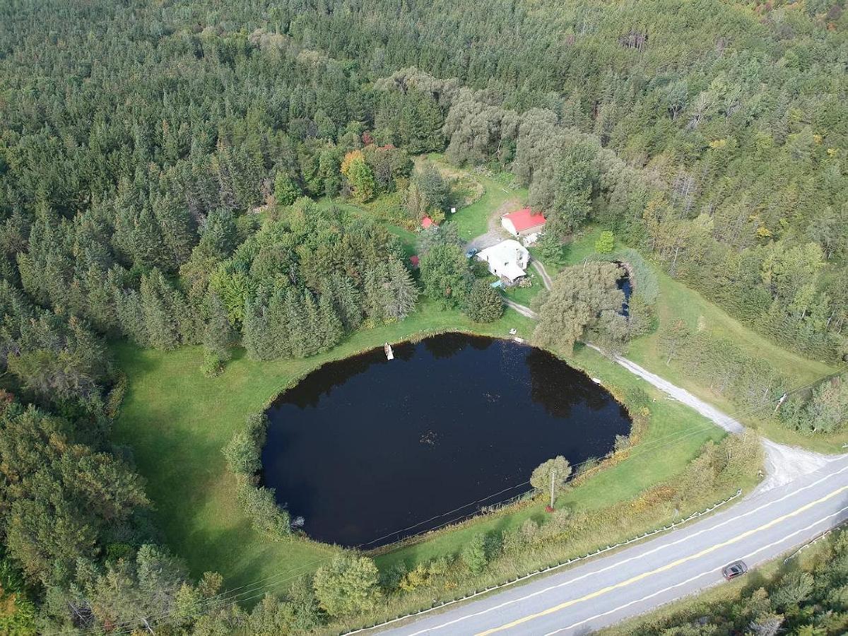 Propriété 84 acres idéale pour développement en Estrie