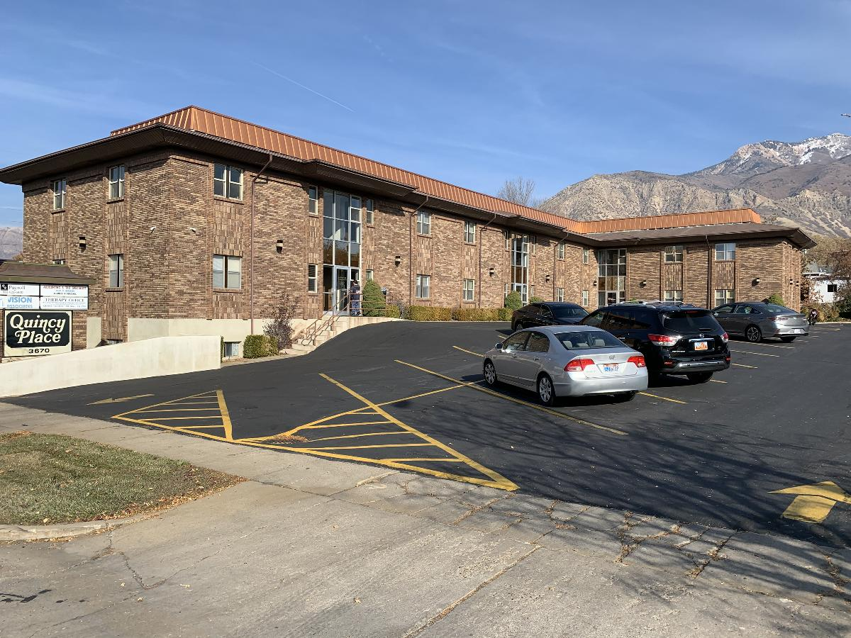 Quincy Avenue-Ogden Office for Sale or Lease