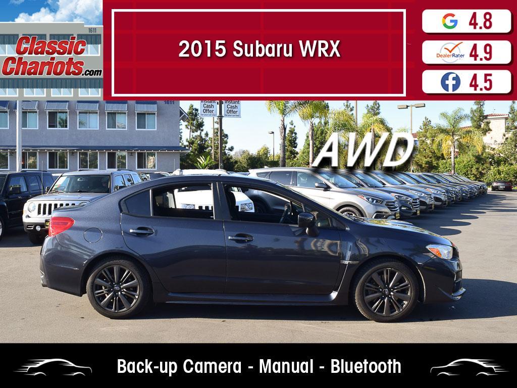 Used  Subaru WRX for Sale in San Diego