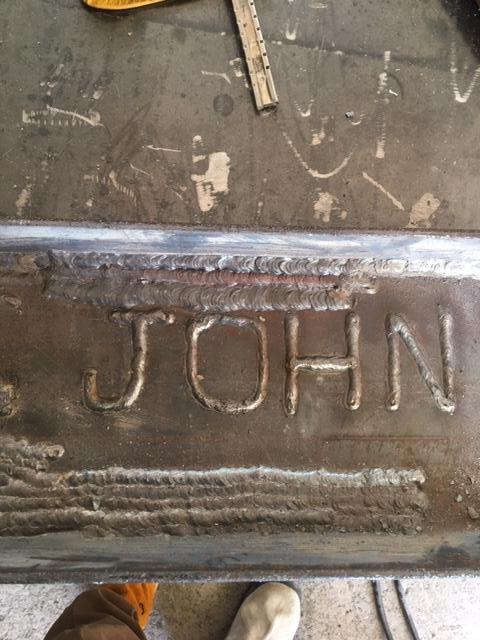 John's Welding service