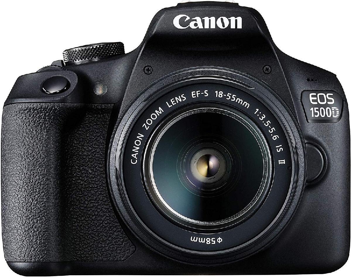 Canon EOS D 24.1 Digital SLR Camera (Black) with EF