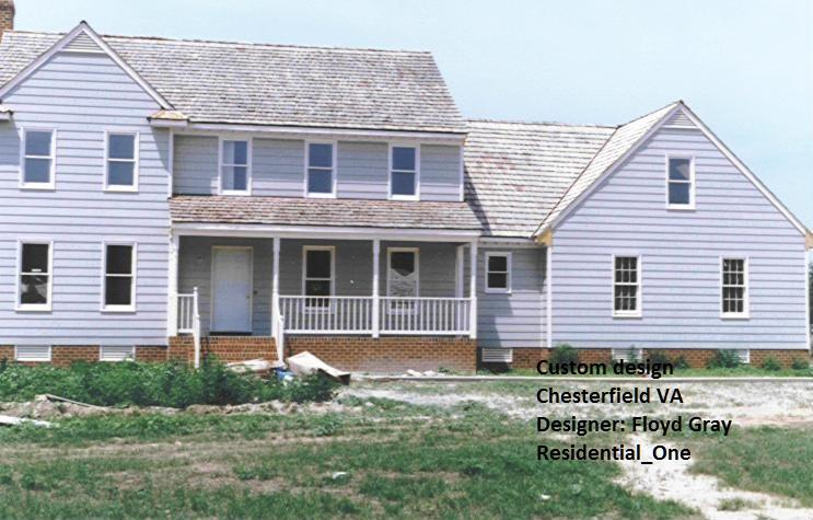 Residential_one Drafting and Design Services. Architectural