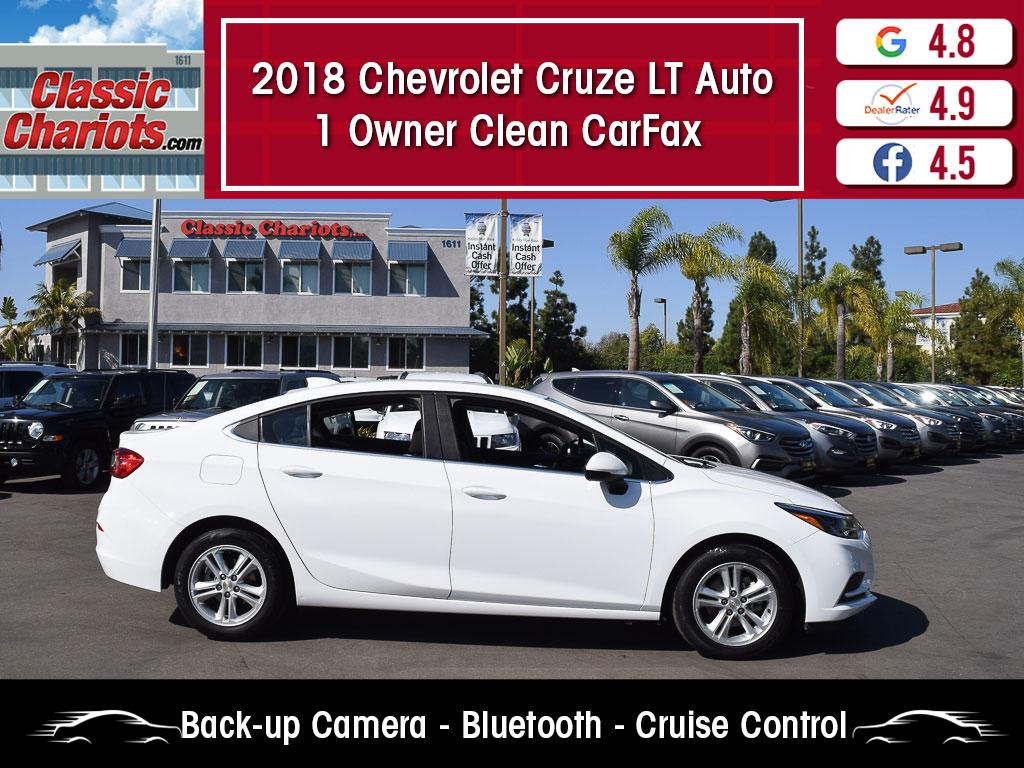 Used  Chevrolet Cruze LT Auto for Sale in San Diego