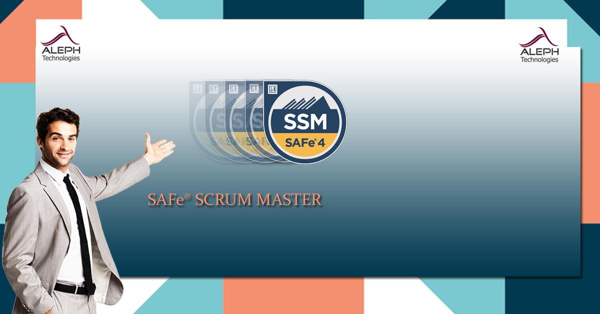 SAFe Scrum Master Training And Certification – (SSM) |