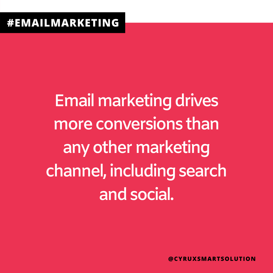 Using Email Marketing to Improve Your Business