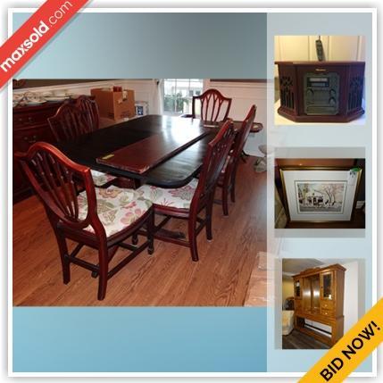 Kingston Downsizing Online Auction