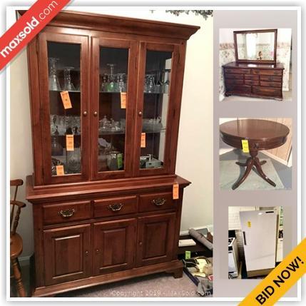 Wellington Moving Online Auction