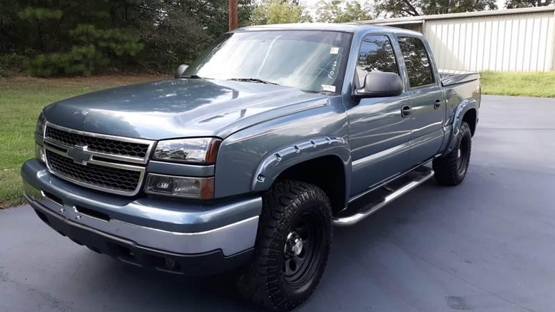 Chevrolet Silverado  Gray Truck  miles