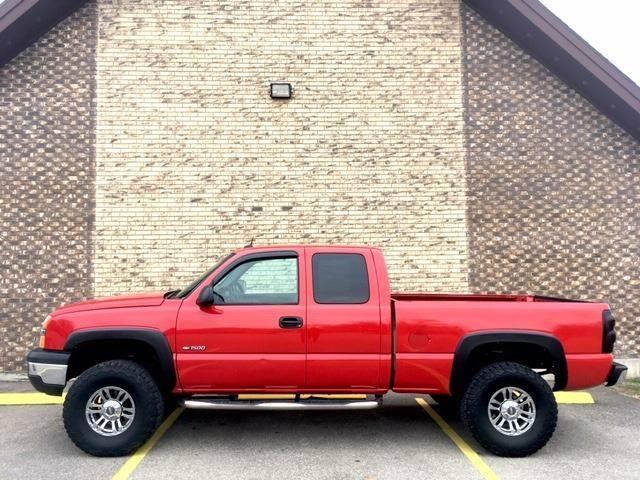 Chevrolet Silverado  Red Truck Pickup  miles