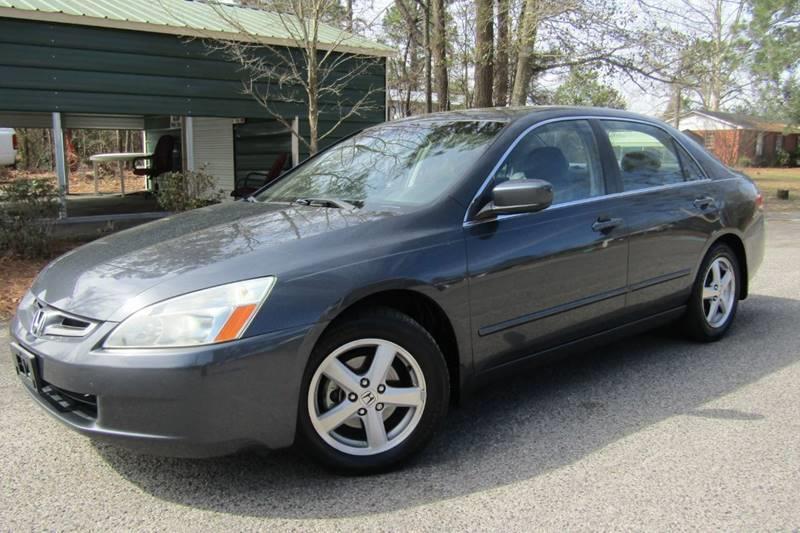 Honda Accord EX Gray  miles
