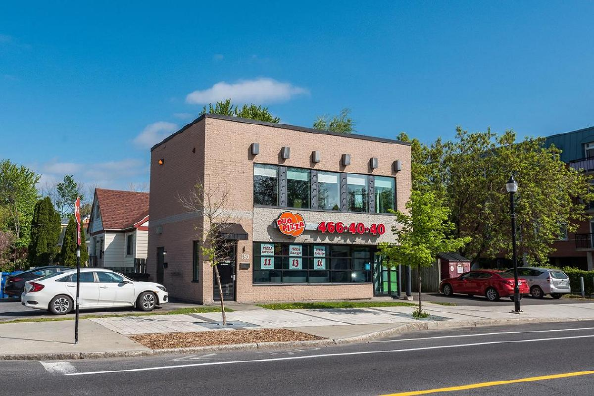 Building and Pizza Duo for sale Greenfield Park