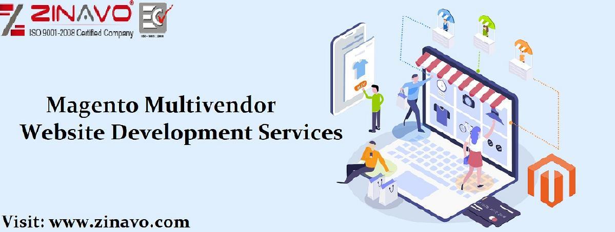 Magento Multivendor Website Development Services