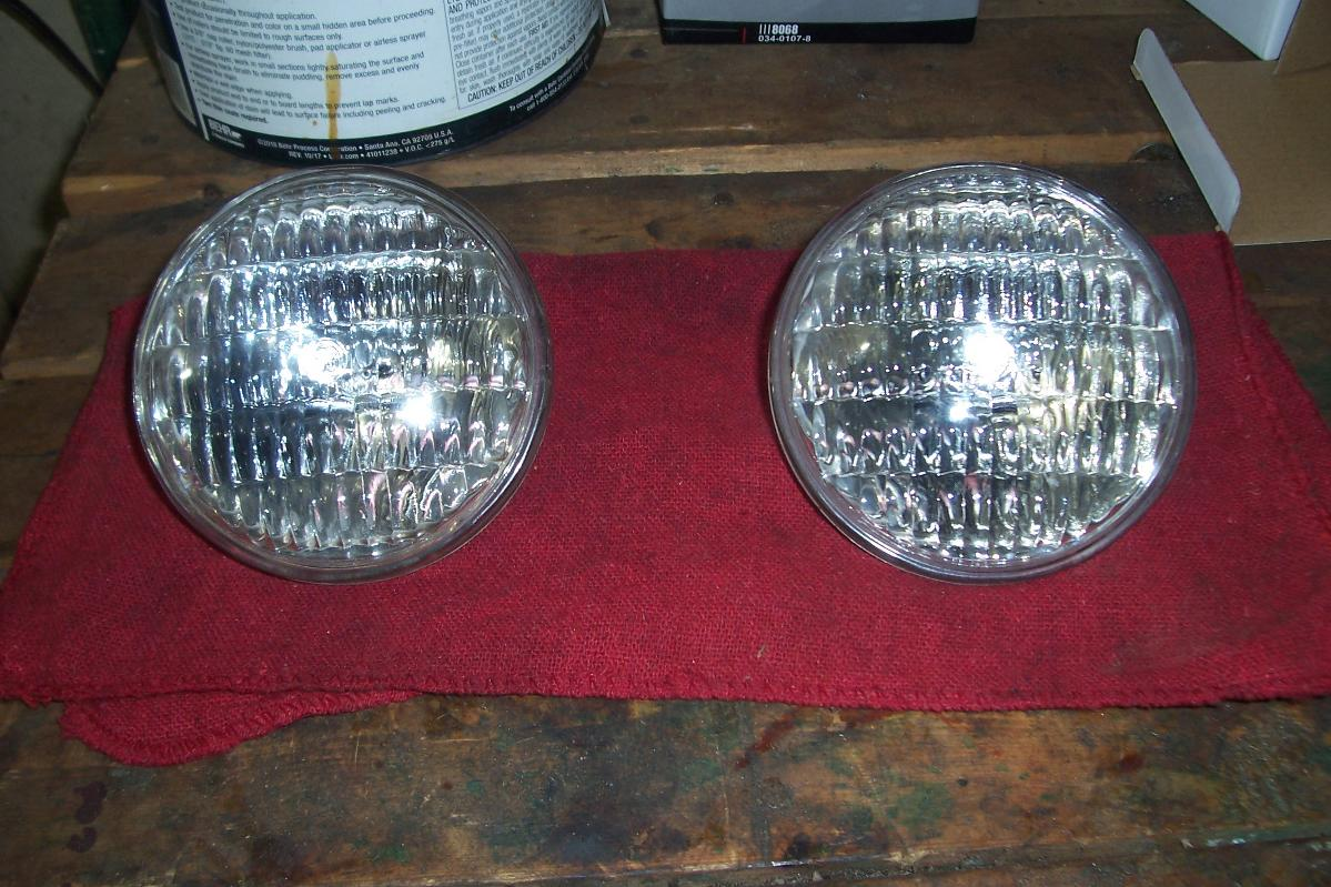 Wheel Horse Circle Headlights