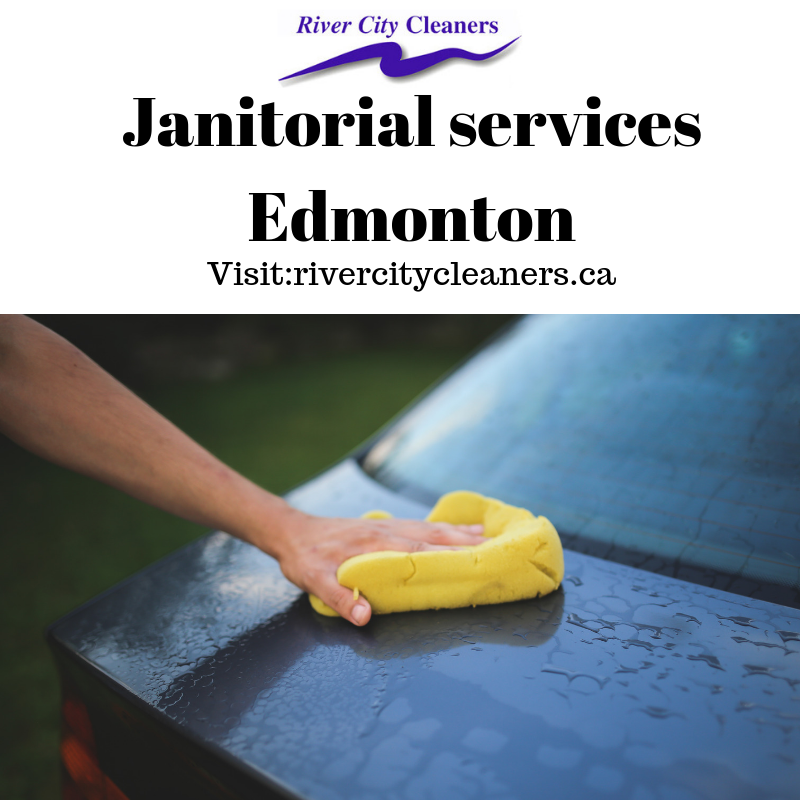 Janitorial services Edmonton