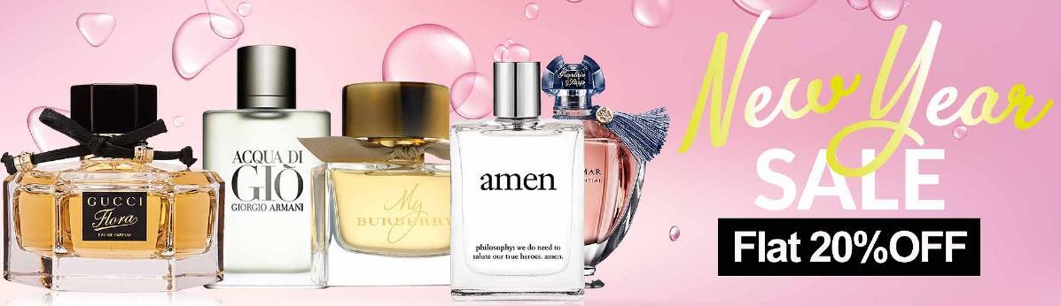 Buy branded perfumes online.
