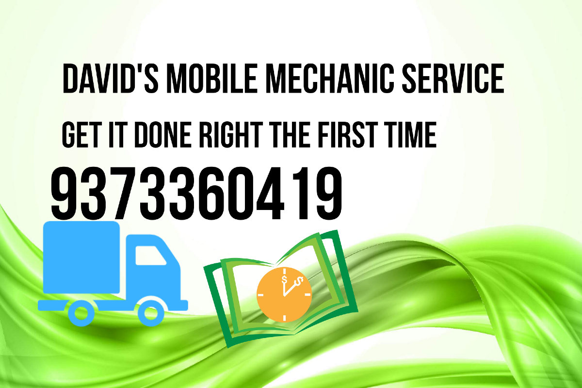 David's Mobile Mechanic