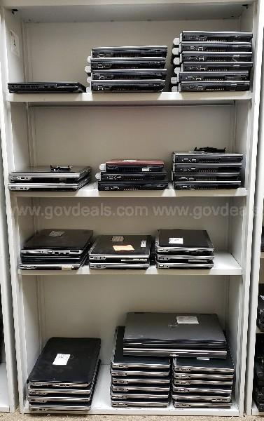Lot of 93 Dell Laptops XPS & More i7s & i5s **** NO RESERVE