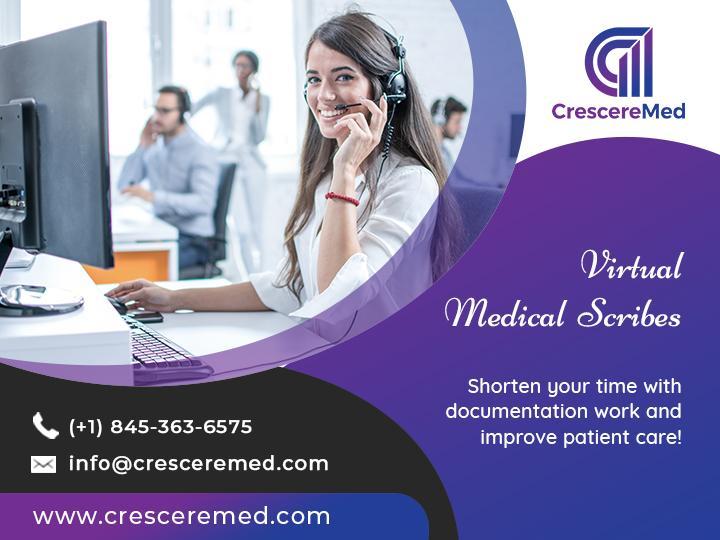 Virtual Medical Scribe Service|Remote Medical Scribe