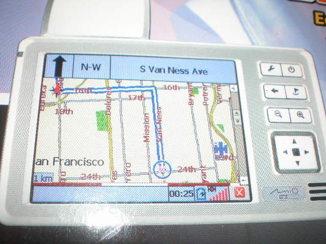GPS GIO 136 (NIB) THATS RIGHT!