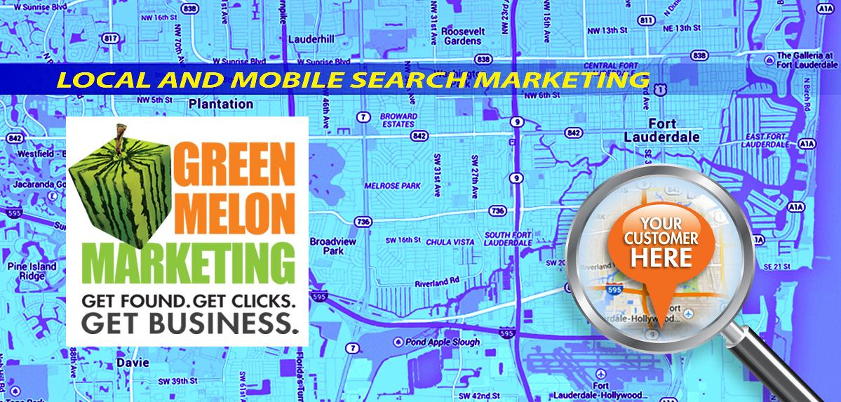 Local Search & Map Marketing on Google