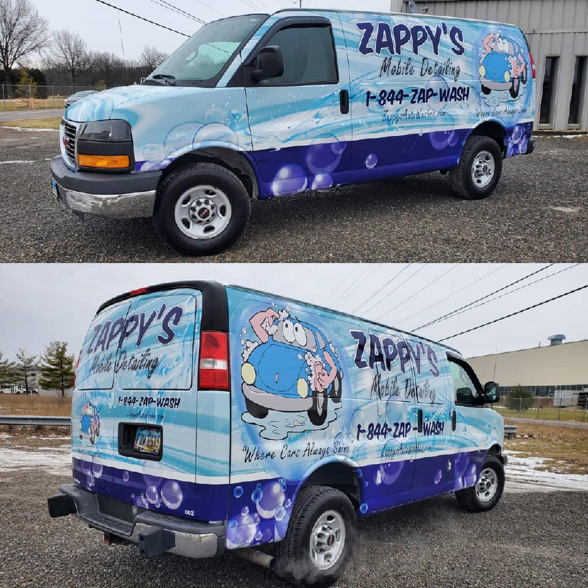 """""""Spring Into Savings"""" On Vehicle Wraps In"""