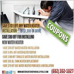 Water Heater Repair Colleyville TX