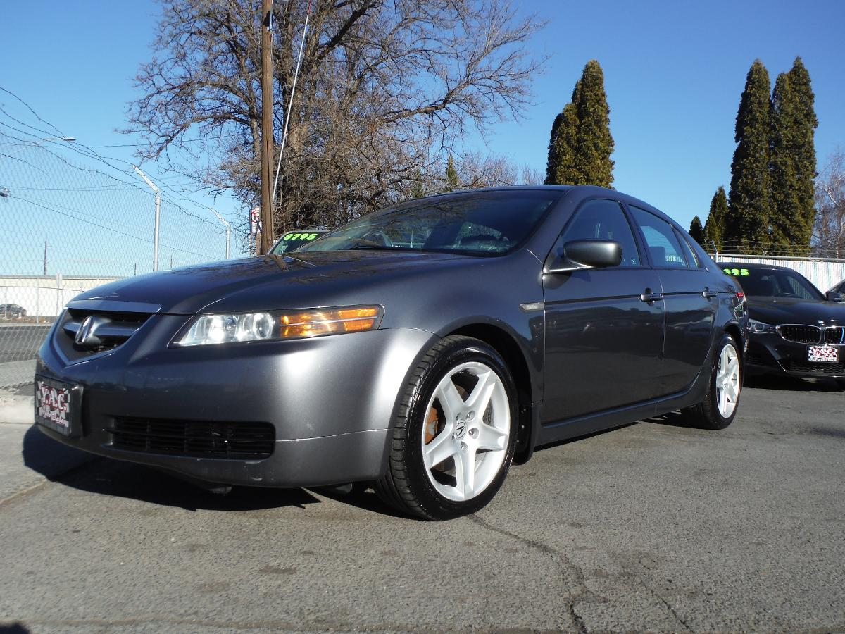 ACURA TL! LEATHER HEATED SEATS!