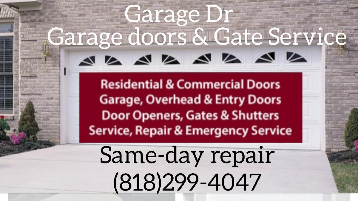 Garage Doors & Gates Service