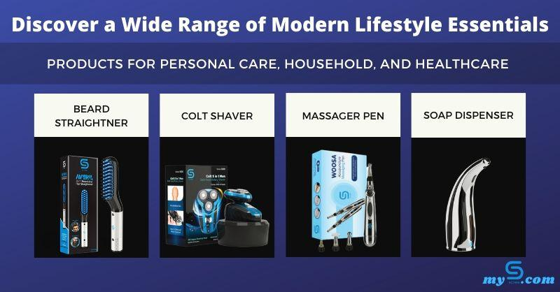 Myscree Personal Care | Healthcare | Men's Grooming