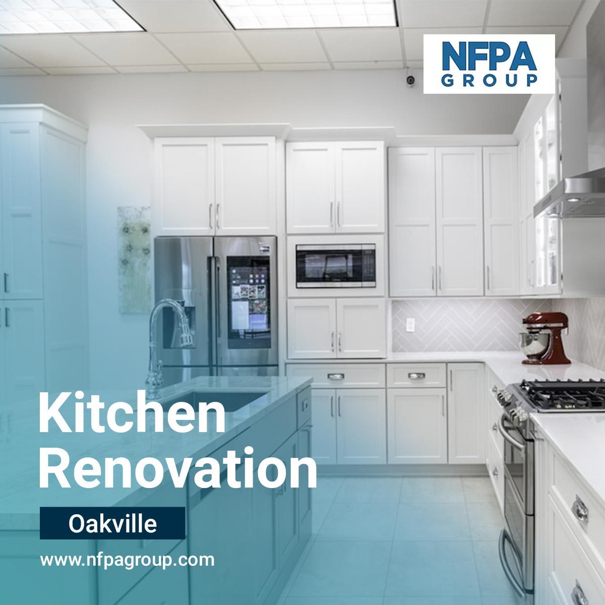 Kitchen Renovation Oakville
