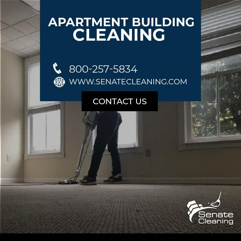 Apartment Building Cleaning Washington DC