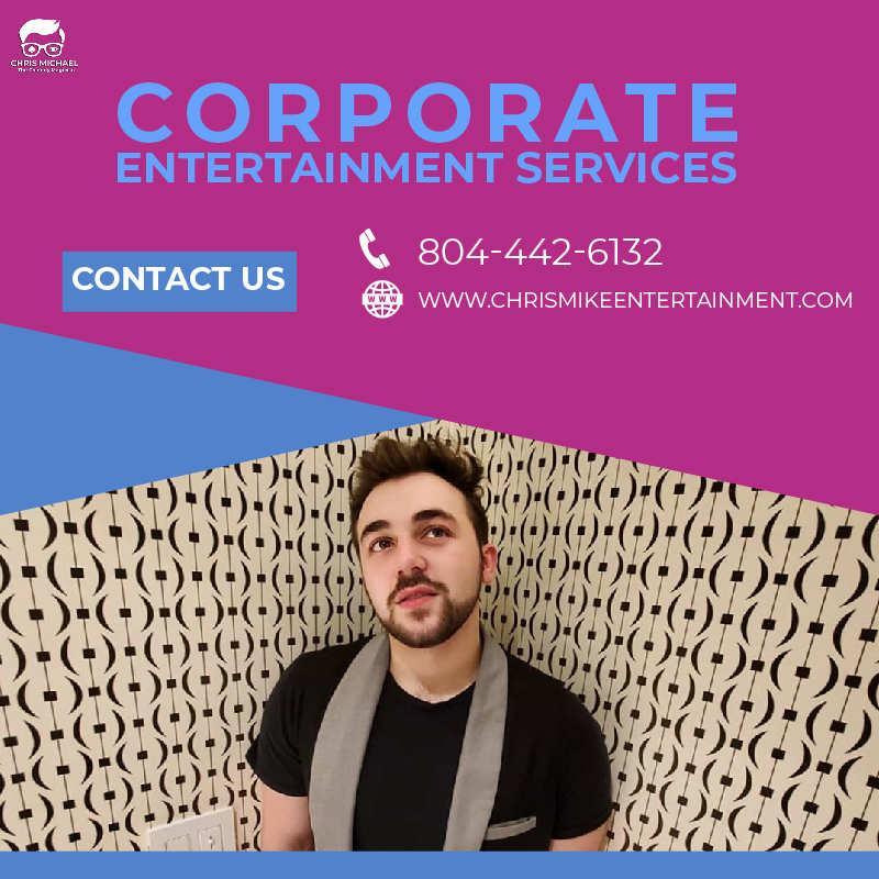 Best Corporate Entertainment Services Washington DC