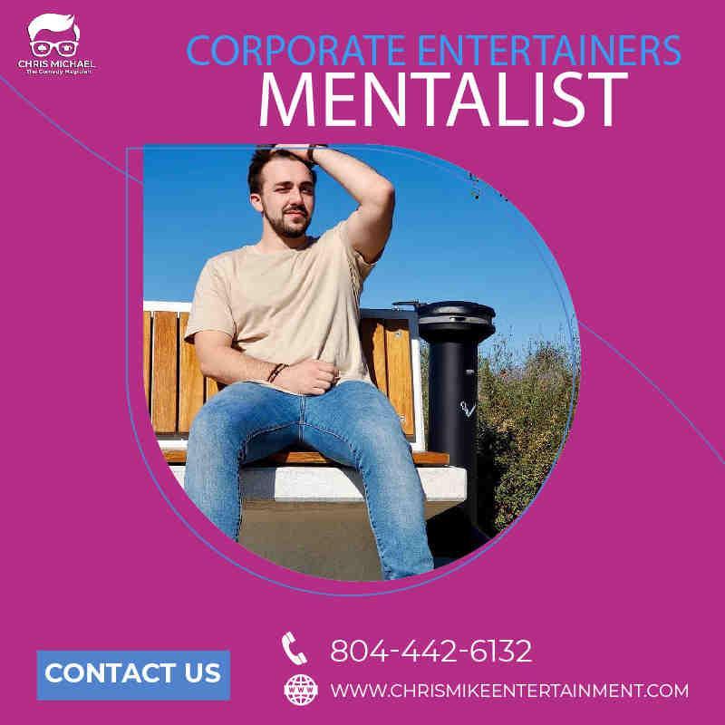 Hire Corporate Entertainers Mentalist Washington DC