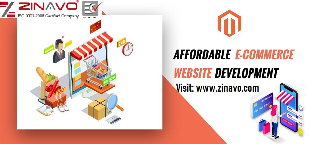 Affordable E Commerce Website Development