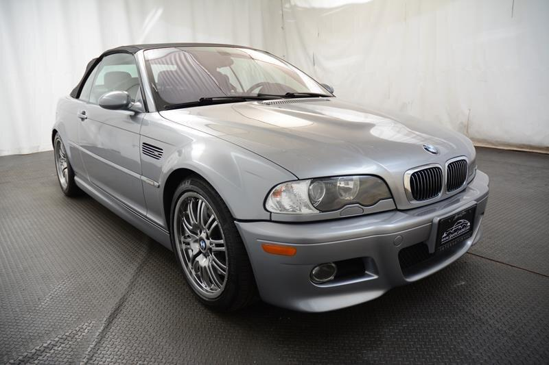 BMW M3 CONVERT TRUE 6SPD WITH LOW LOW MILES