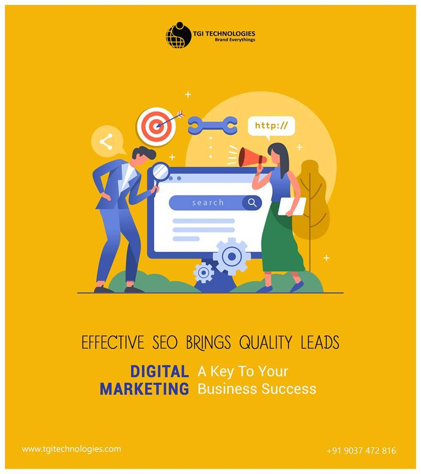 Best digital marketing companies SEO, ORM company in Kerala