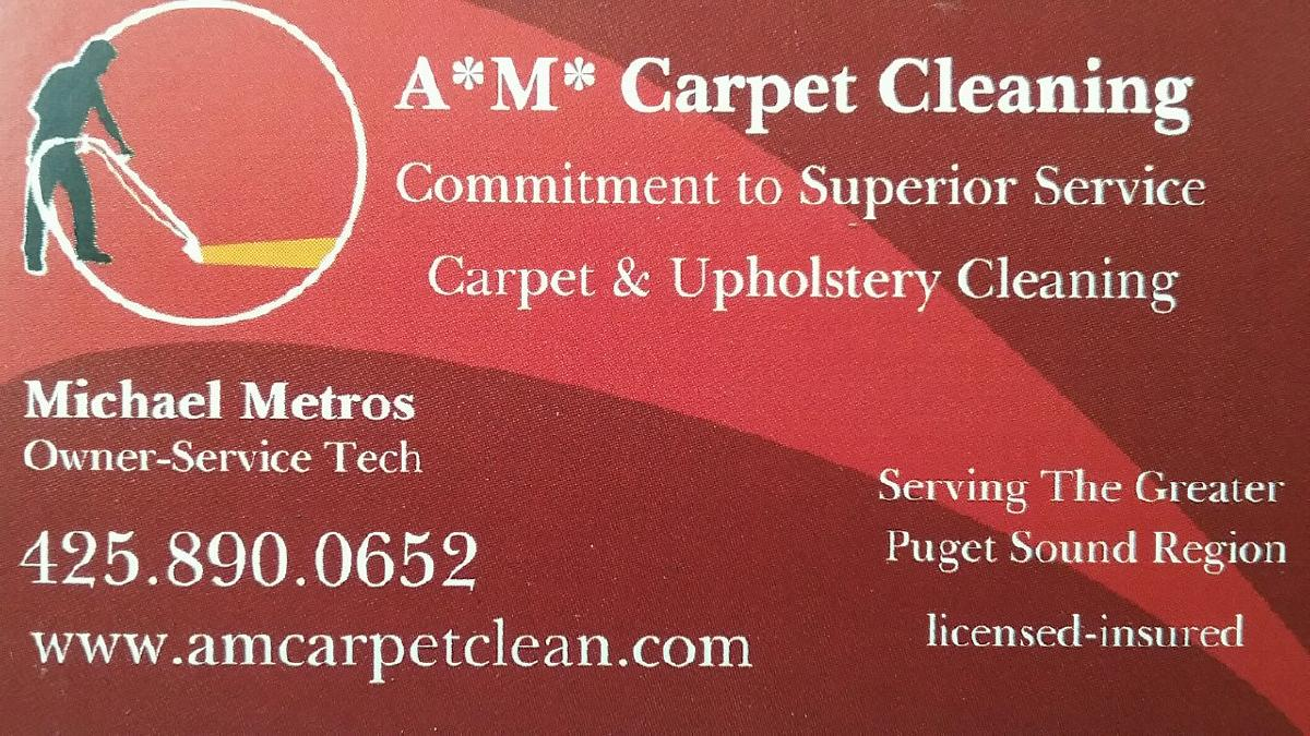 CARPET CLEANING --WHOLEHOUSE