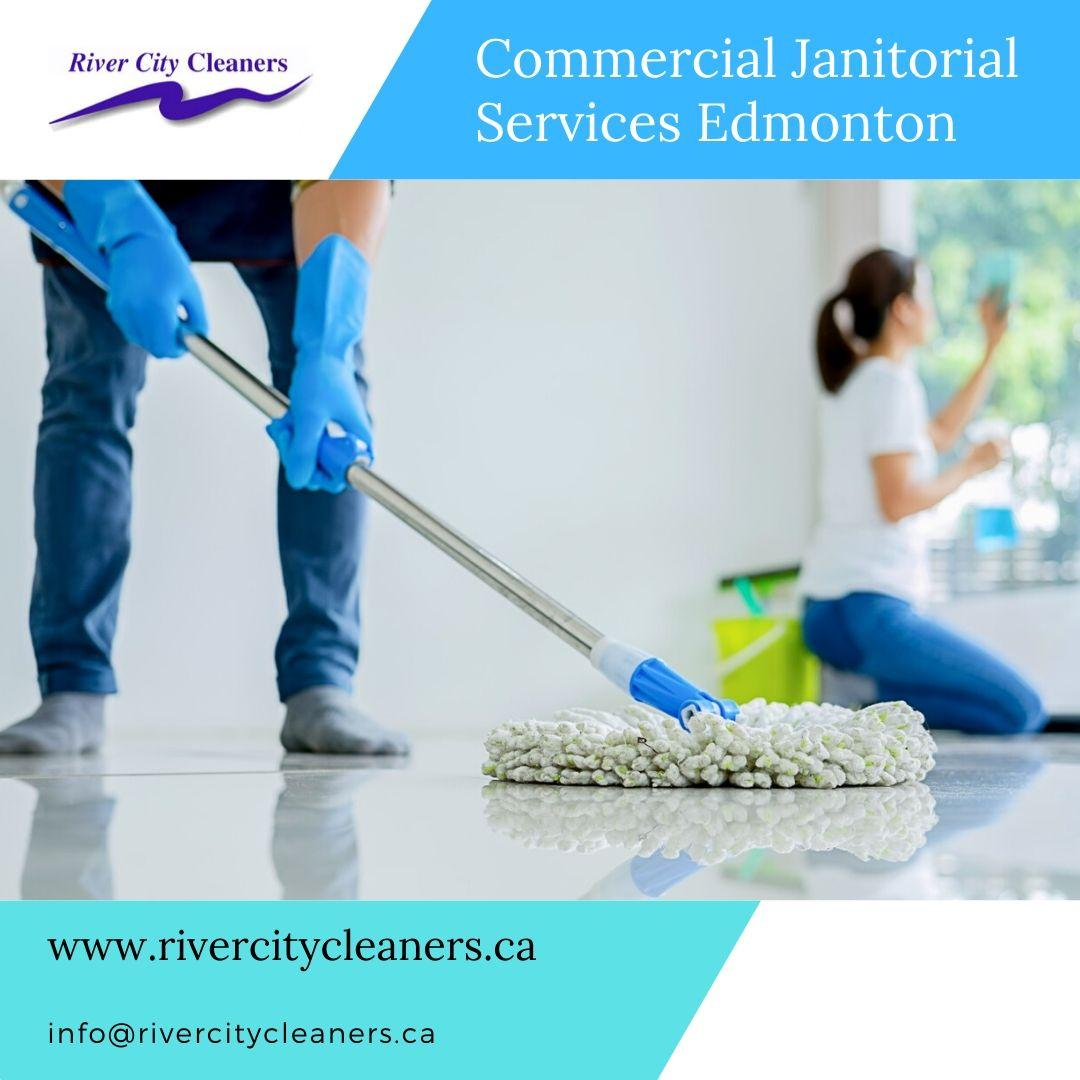 Commercial janitorial services Edmonton