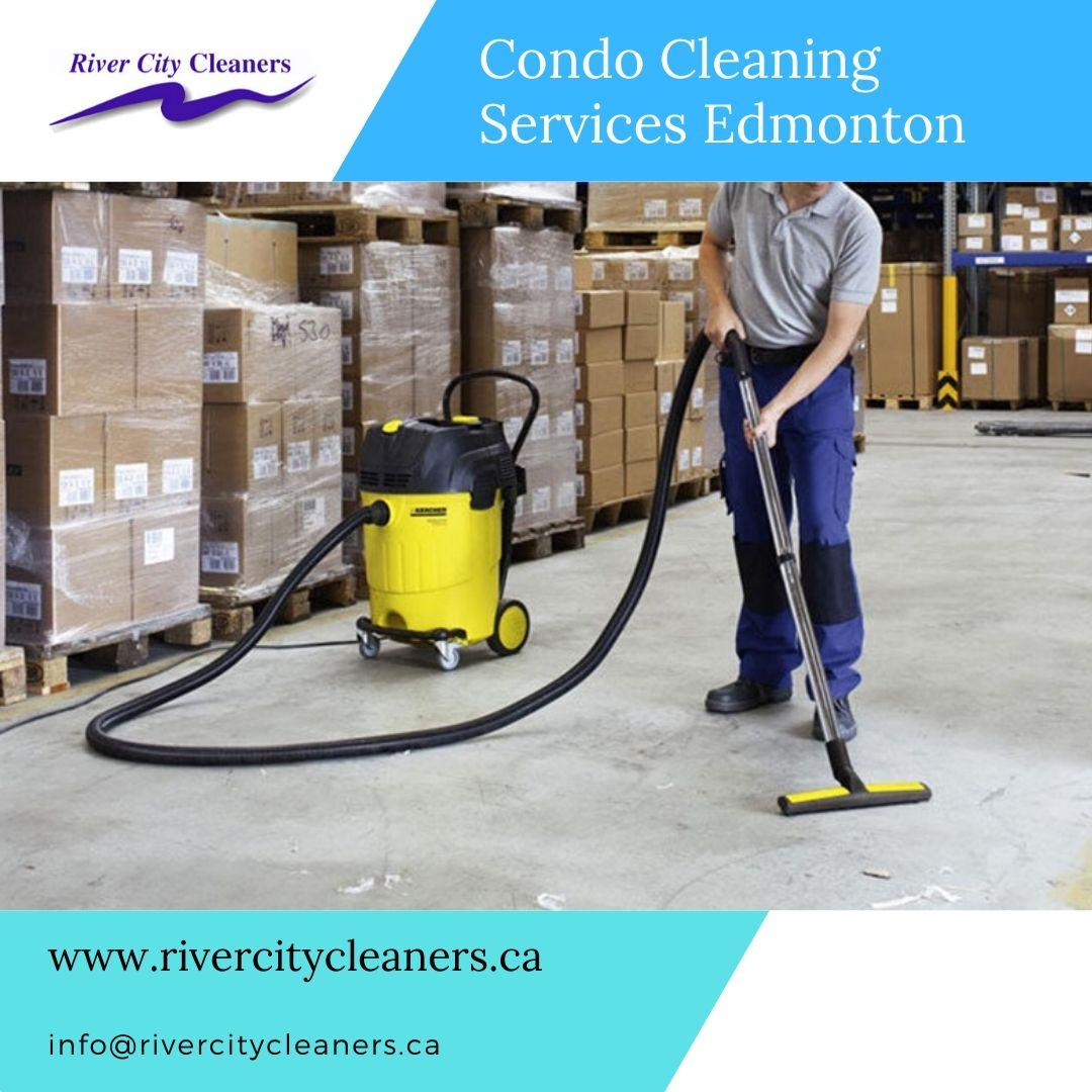 Condo Cleaning Edmonton   River City Cleaners