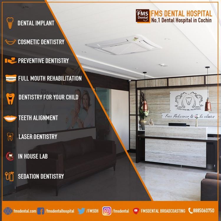 Dental Hospital In Kochi Kerala