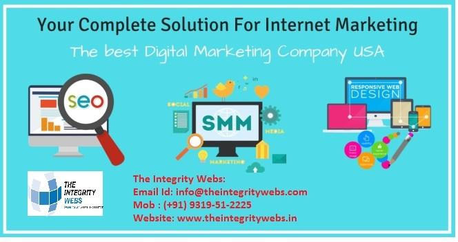 Digital Marketing Company in Laxminagar | The Integrity Webs